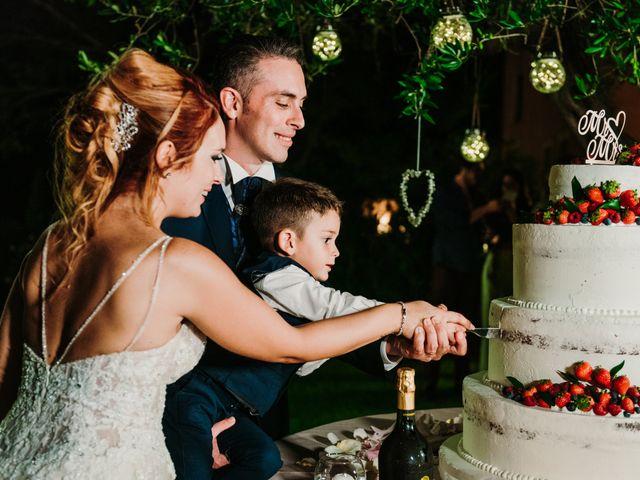 Il matrimonio di Marco e Stefania a Gambassi Terme, Firenze 47