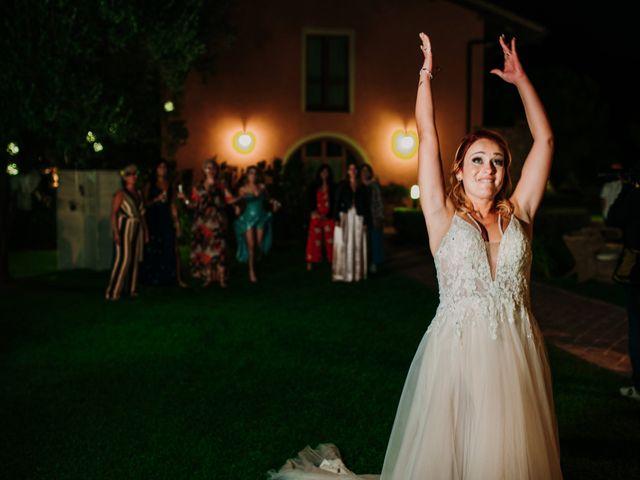 Il matrimonio di Marco e Stefania a Gambassi Terme, Firenze 50