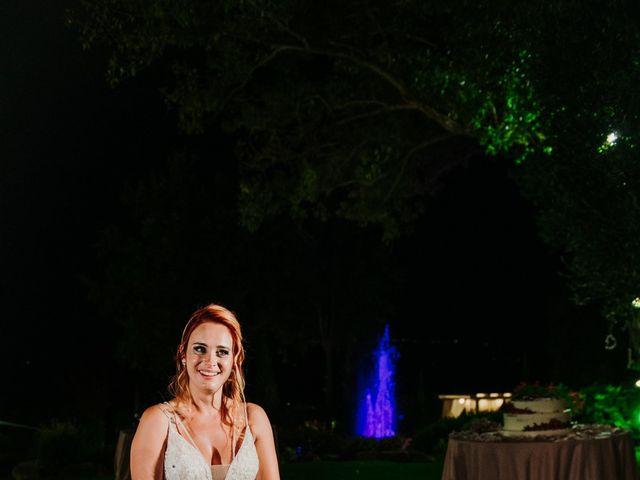 Il matrimonio di Marco e Stefania a Gambassi Terme, Firenze 51
