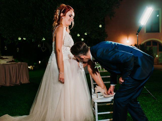 Il matrimonio di Marco e Stefania a Gambassi Terme, Firenze 52