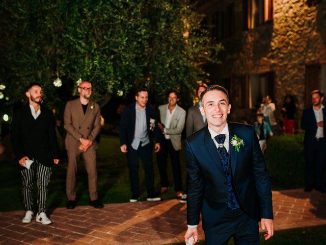 Il matrimonio di Marco e Stefania a Gambassi Terme, Firenze 53