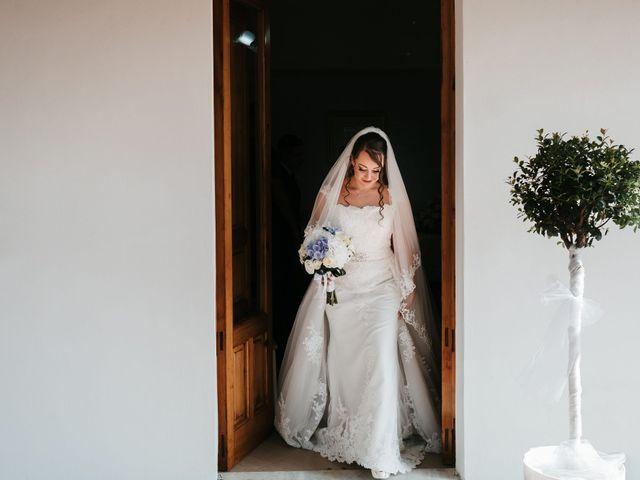 Il matrimonio di Antonino e Arianna a Aci Sant'Antonio, Catania 11