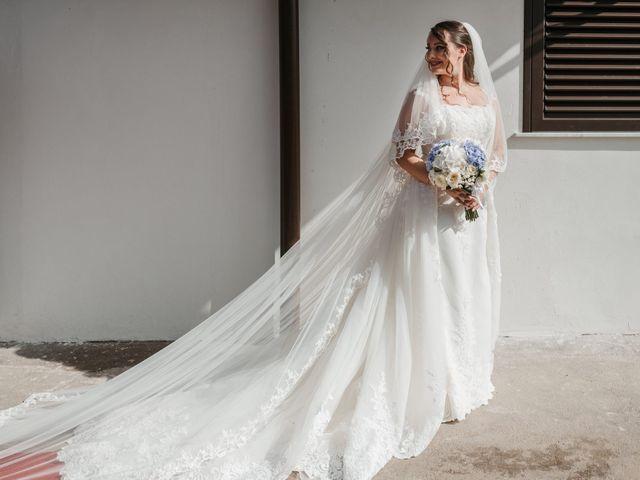 Il matrimonio di Antonino e Arianna a Aci Sant'Antonio, Catania 12