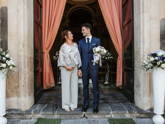 Il matrimonio di Antonino e Arianna a Aci Sant'Antonio, Catania 16