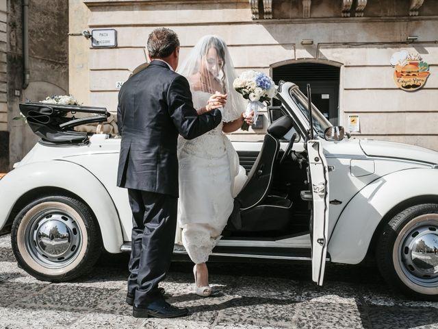 Il matrimonio di Antonino e Arianna a Aci Sant'Antonio, Catania 19