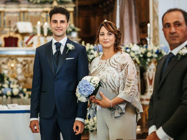 Il matrimonio di Antonino e Arianna a Aci Sant'Antonio, Catania 20