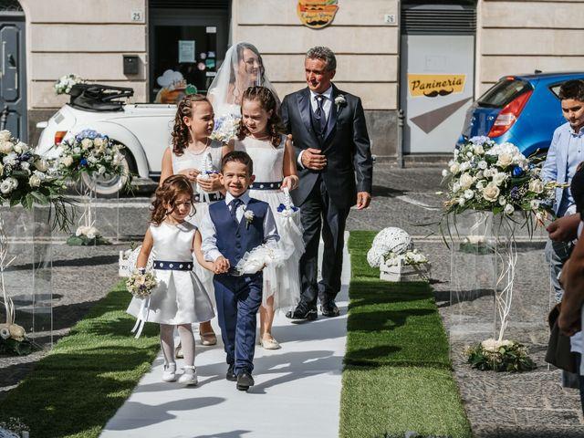 Il matrimonio di Antonino e Arianna a Aci Sant'Antonio, Catania 21