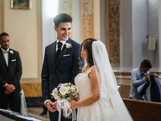 Il matrimonio di Antonino e Arianna a Aci Sant'Antonio, Catania 24