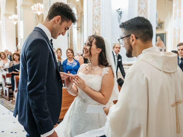 Il matrimonio di Antonino e Arianna a Aci Sant'Antonio, Catania 27