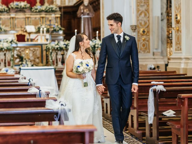 Il matrimonio di Antonino e Arianna a Aci Sant'Antonio, Catania 29
