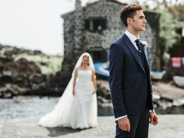 Il matrimonio di Antonino e Arianna a Aci Sant'Antonio, Catania 31