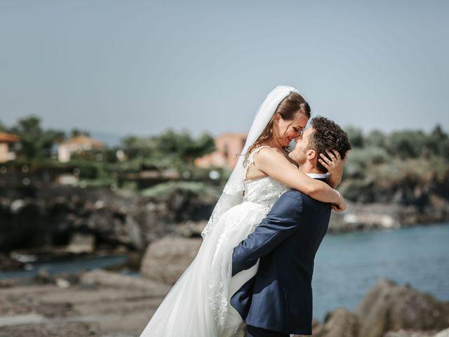 Il matrimonio di Antonino e Arianna a Aci Sant'Antonio, Catania 33
