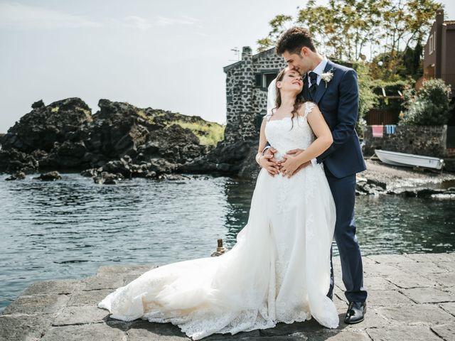 Il matrimonio di Antonino e Arianna a Aci Sant'Antonio, Catania 34