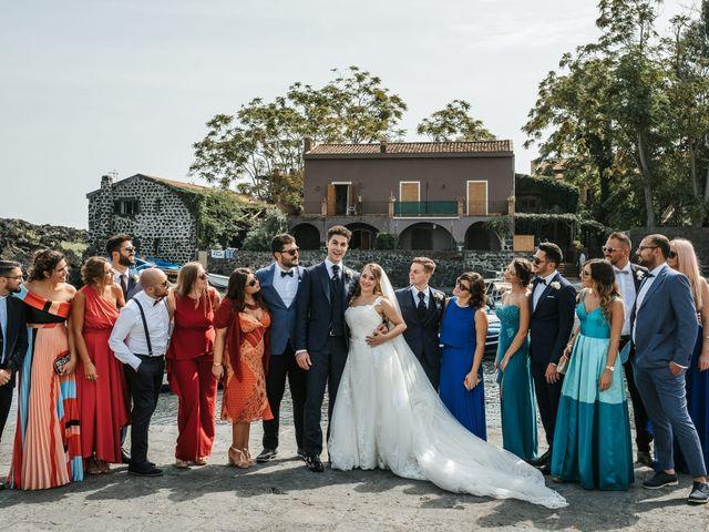 Il matrimonio di Antonino e Arianna a Aci Sant'Antonio, Catania 35