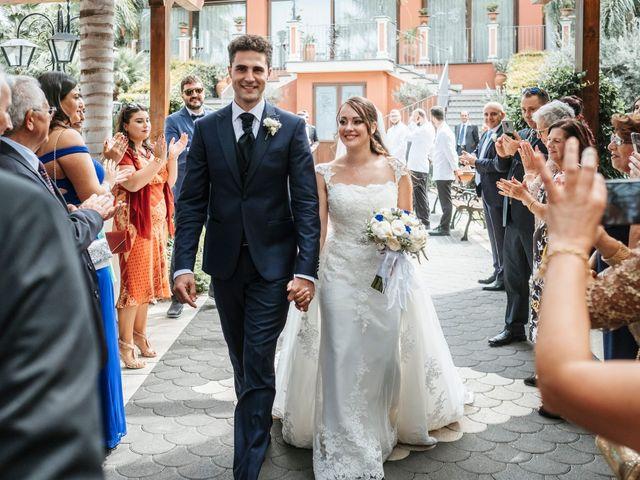 Il matrimonio di Antonino e Arianna a Aci Sant'Antonio, Catania 36