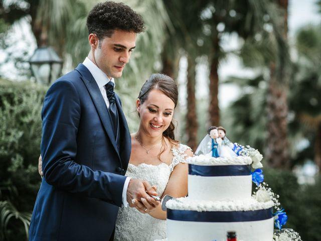 Il matrimonio di Antonino e Arianna a Aci Sant'Antonio, Catania 40