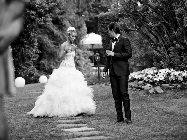 le nozze di Giulia e Nicolò