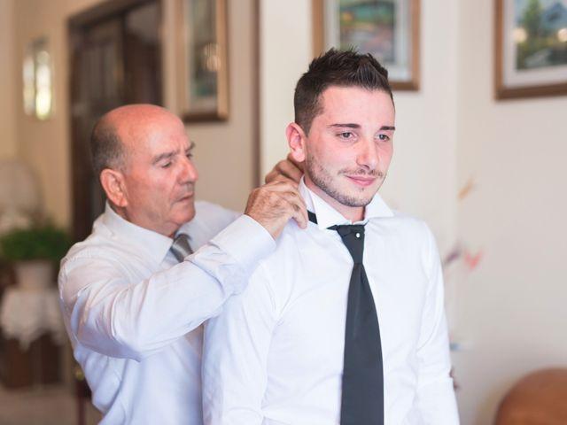 Il matrimonio di Diego e Alessia a Sinnai, Cagliari 2