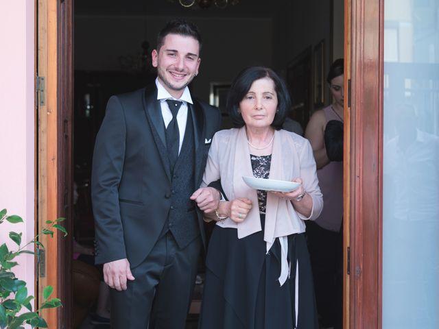 Il matrimonio di Diego e Alessia a Sinnai, Cagliari 8
