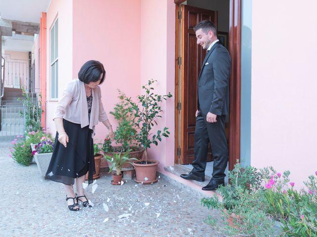Il matrimonio di Diego e Alessia a Sinnai, Cagliari 10