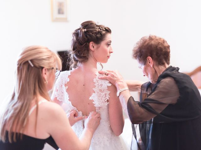 Il matrimonio di Diego e Alessia a Sinnai, Cagliari 15