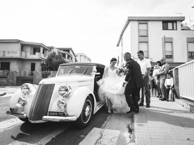Il matrimonio di Diego e Alessia a Sinnai, Cagliari 28