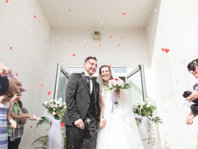 Il matrimonio di Diego e Alessia a Sinnai, Cagliari 40