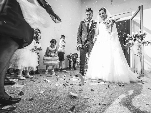 Il matrimonio di Diego e Alessia a Sinnai, Cagliari 42