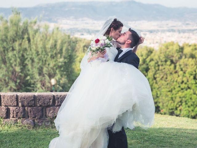 Il matrimonio di Diego e Alessia a Sinnai, Cagliari 46