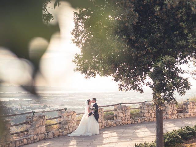 Il matrimonio di Diego e Alessia a Sinnai, Cagliari 53