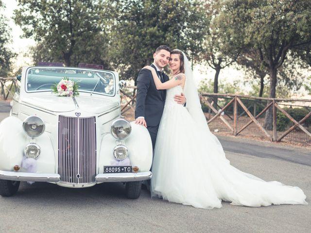 Il matrimonio di Diego e Alessia a Sinnai, Cagliari 62