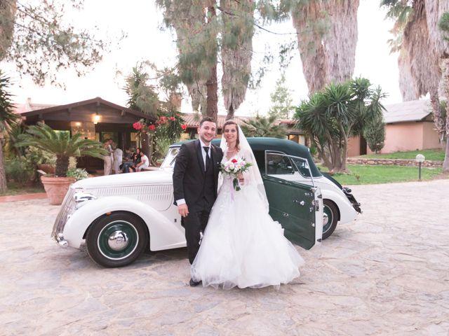 Il matrimonio di Diego e Alessia a Sinnai, Cagliari 65