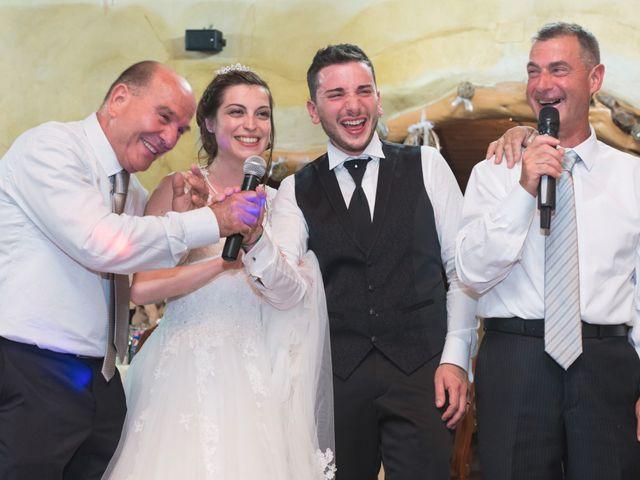 Il matrimonio di Diego e Alessia a Sinnai, Cagliari 72