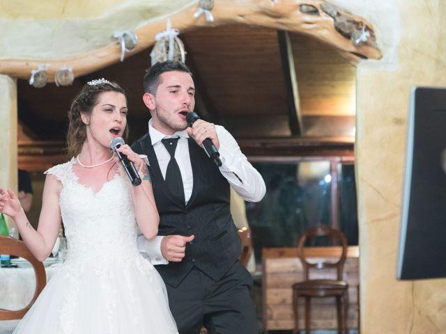 Il matrimonio di Diego e Alessia a Sinnai, Cagliari 75