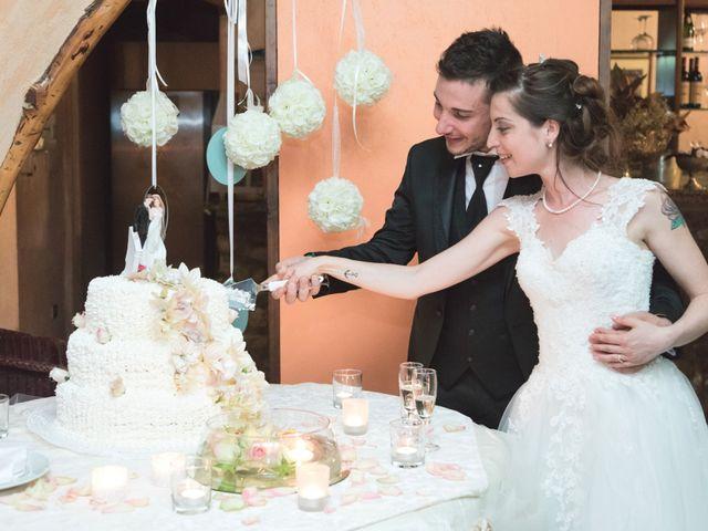 Il matrimonio di Diego e Alessia a Sinnai, Cagliari 83