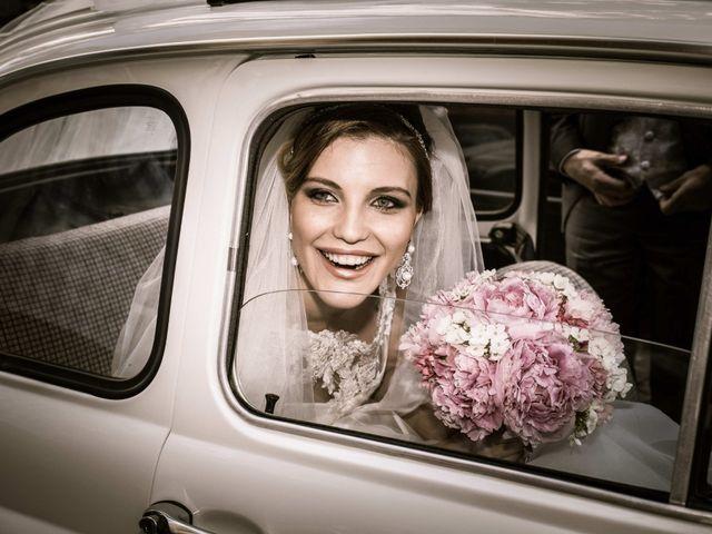 Il matrimonio di Alessandro e Elisabetta a Buttrio, Udine 10