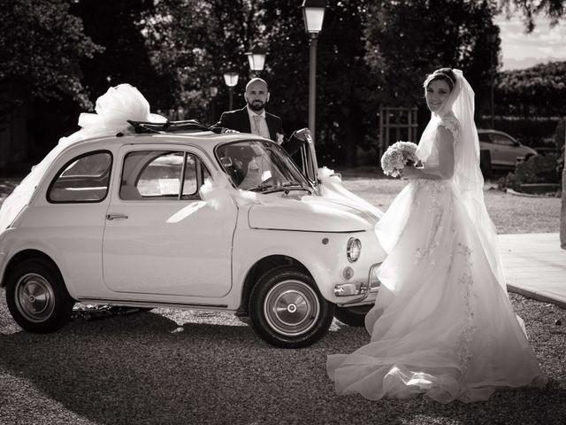 Il matrimonio di Alessandro e Elisabetta a Buttrio, Udine 13
