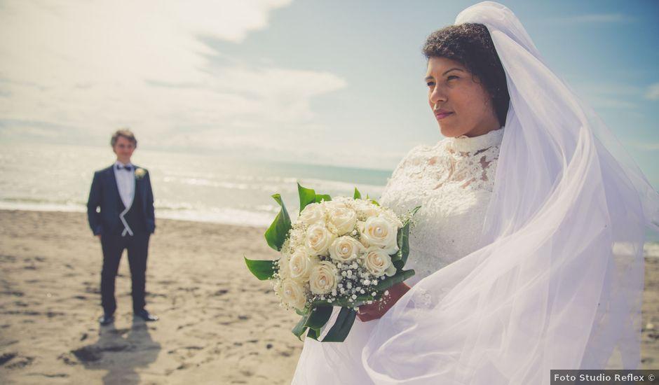 Il matrimonio di Leonardo e Guadalupe a Massa, Massa Carrara
