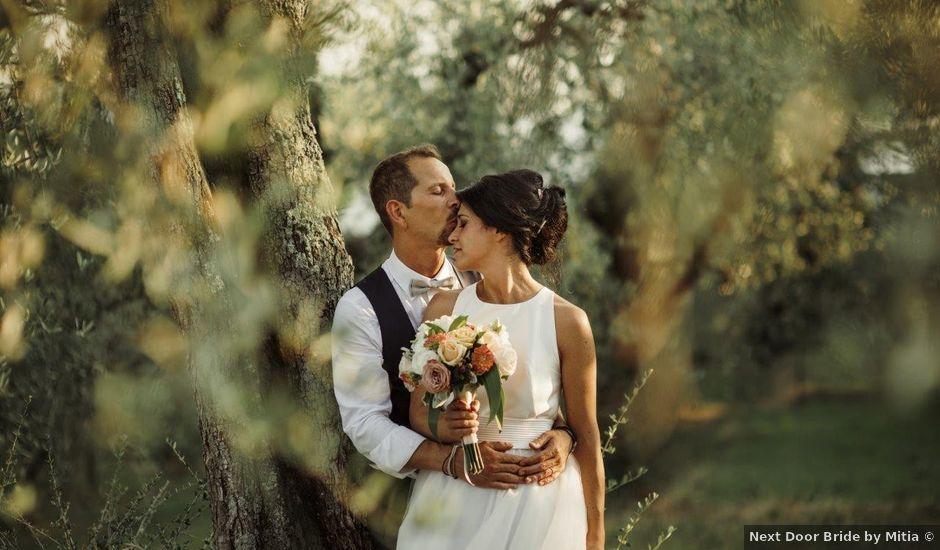 Il matrimonio di Nicola e Ambra a Lucca, Lucca
