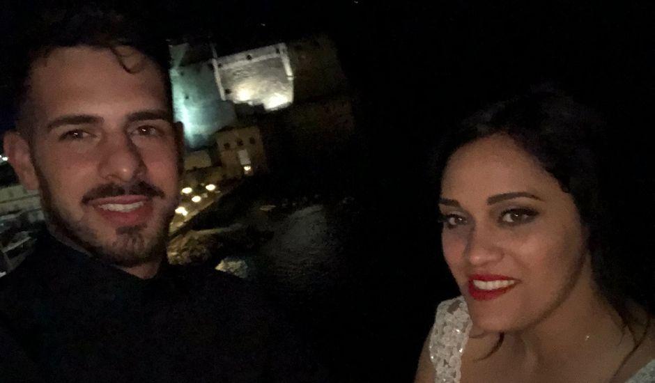 Il matrimonio di Antonella e Salvatore a Napoli, Napoli