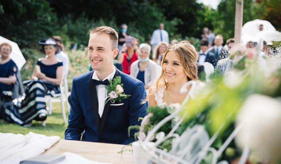 Il matrimonio di Omar e Federica  a Trebaseleghe, Padova
