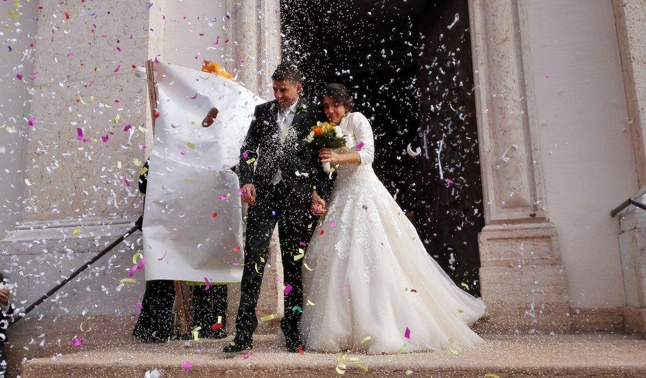 Il matrimonio di Marco e Erica a Cerro Veronese, Verona