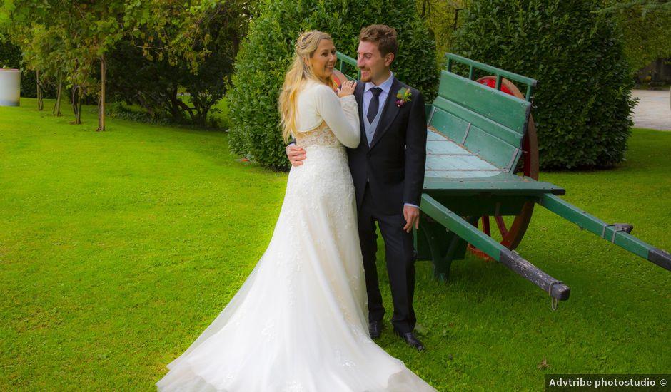 Il matrimonio di Davide e Valentina a Sulbiate, Monza e Brianza