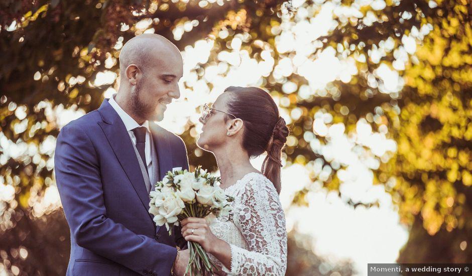 Il matrimonio di Matteo e Manuela a Erbusco, Brescia