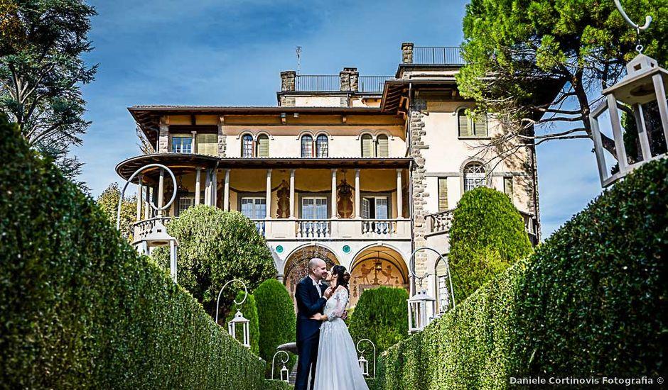 Il matrimonio di Andrea e Giulia a Bergamo, Bergamo