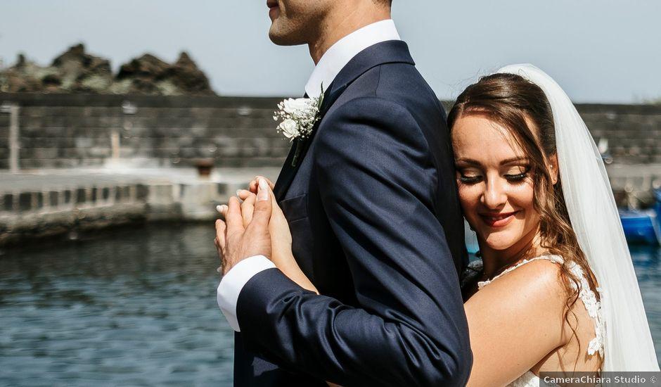 Il matrimonio di Antonino e Arianna a Aci Sant'Antonio, Catania