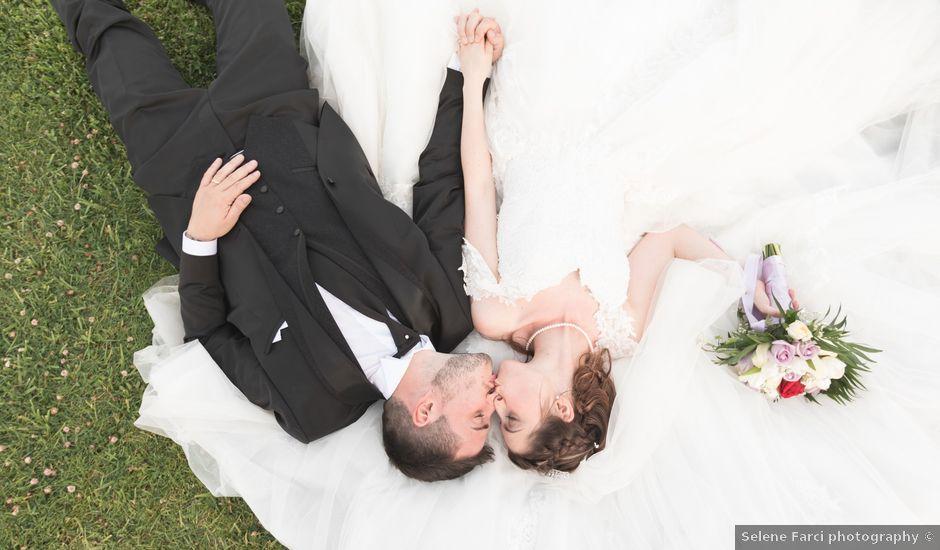 Il matrimonio di Diego e Alessia a Sinnai, Cagliari