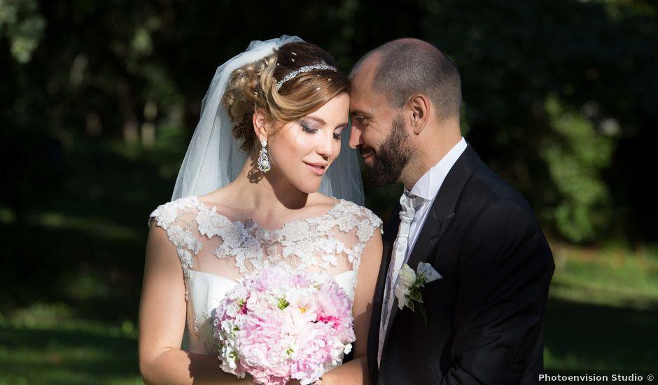 Il matrimonio di Alessandro e Elisabetta a Buttrio, Udine