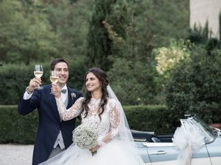 Le nozze di Mina e Matteo 1