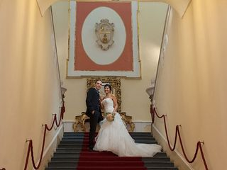 le nozze di Giovanna e Carmine 1